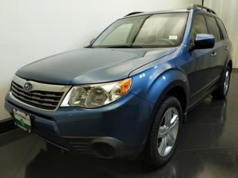 Used 2010 Subaru Forester