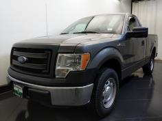 2014 Ford F-150 Regular Cab XLT 6.5 ft