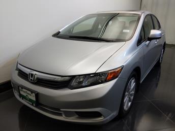 2012 Honda Civic EX - 1730034628