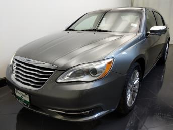 2012 Chrysler 200 Limited - 1730034639