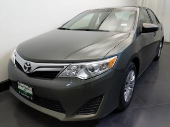 2012 Toyota Camry LE - 1730034676