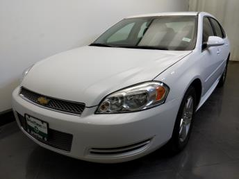 2016 Chevrolet Impala Limited LT - 1730034704