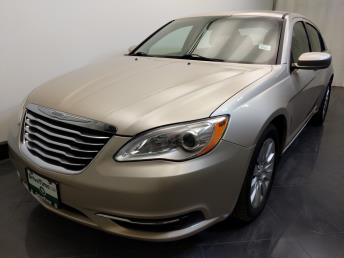 2013 Chrysler 200 LX Z - 1730034744