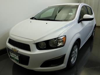 2015 Chevrolet Sonic LT - 1730034758