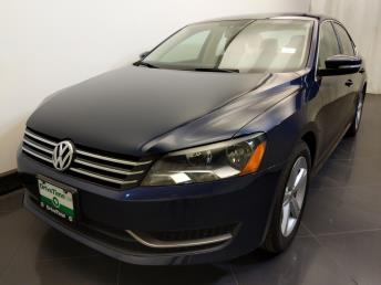 2013 Volkswagen Passat 2.5L SE - 1730034802