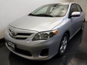2012 Toyota Corolla LE - 1730034871