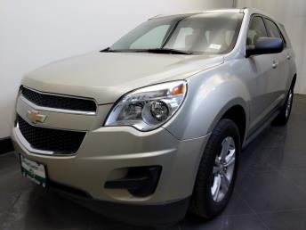 2015 Chevrolet Equinox LS - 1730034910