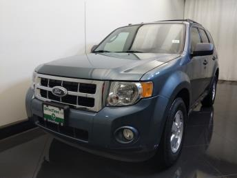 2012 Ford Escape XLT - 1730035016