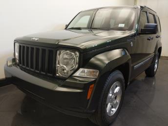 2011 Jeep Liberty Sport - 1730035017