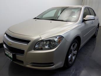 2011 Chevrolet Malibu LT - 1730035020