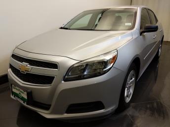 2013 Chevrolet Malibu LS - 1730035053