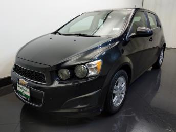 2015 Chevrolet Sonic LT - 1730035057