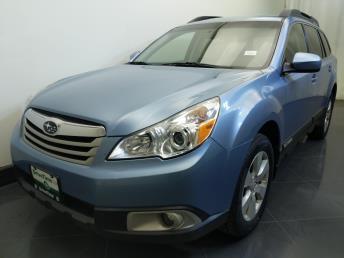 2010 Subaru Outback 2.5i Premium - 1730035068