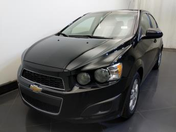 2016 Chevrolet Sonic LT - 1730035085