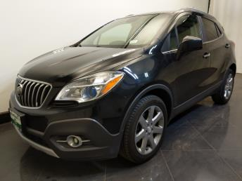 2013 Buick Encore Leather - 1730035143