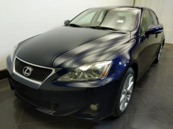 2012 Lexus IS 250  - 1730035189