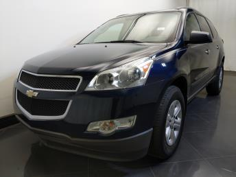 2012 Chevrolet Traverse LS - 1730035197