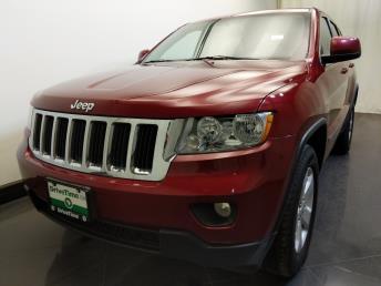 2012 Jeep Grand Cherokee Laredo - 1730035216