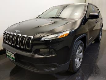 2014 Jeep Cherokee Sport - 1730035225