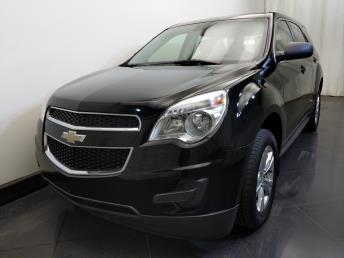 2012 Chevrolet Equinox LS - 1730035296