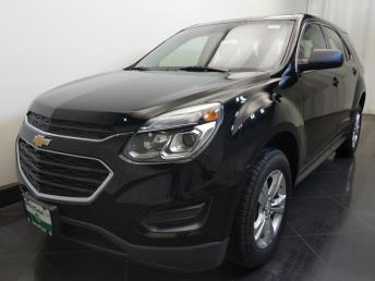 2016 Chevrolet Equinox LS - 1730035318
