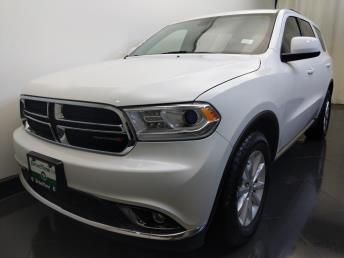 2014 Dodge Durango SXT - 1730035320