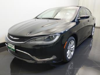 2016 Chrysler 200 Limited - 1730035372