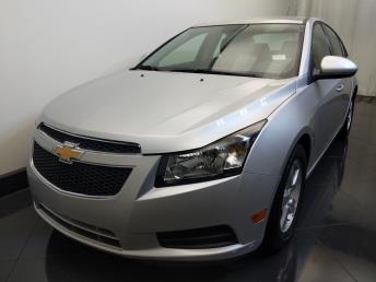 2014 Chevrolet Cruze 1LT - 1730035383