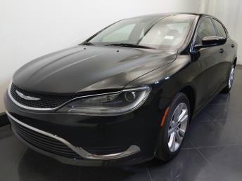 2016 Chrysler 200 Limited - 1730035400