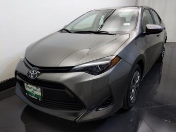 2017 Toyota Corolla LE - 1730035429