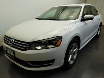 2013 Volkswagen Passat 2.5L SE - 1730035468