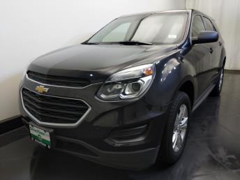 2016 Chevrolet Equinox LS - 1730035565