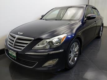 2013 Hyundai Genesis 3.8 - 1730035573