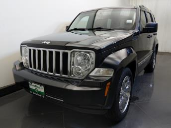 2012 Jeep Liberty Limited Edition - 1730035623