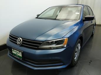 2015 Volkswagen Jetta 2.0L S - 1730035653