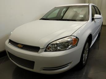 2016 Chevrolet Impala Limited LT - 1730035662
