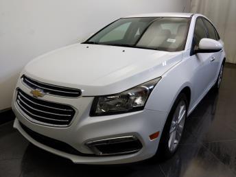 2016 Chevrolet Cruze Limited LTZ - 1730035705