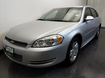 2016 Chevrolet Impala Limited LT - 1730035706
