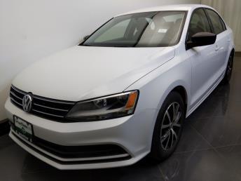 2016 Volkswagen Jetta 1.4T SE - 1730035743