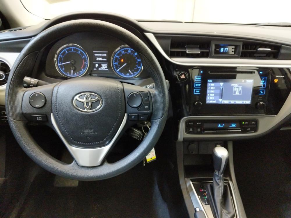2017 Toyota Corolla LE - 1730035782