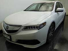 2017 Acura TLX 2.4