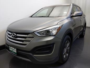 2013 Hyundai Santa Fe Sport  - 1730035851