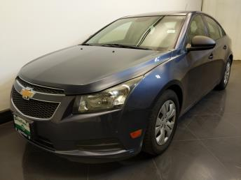 2013 Chevrolet Cruze LS - 1730035916
