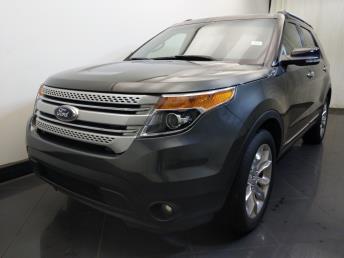 2015 Ford Explorer XLT - 1730035923