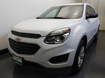 2016 Chevrolet Equinox LS - 1730035940