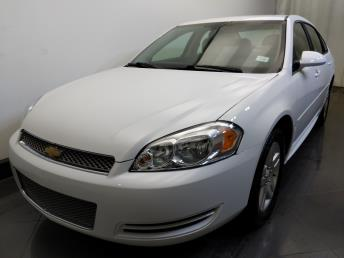 2016 Chevrolet Impala Limited LT - 1730035969