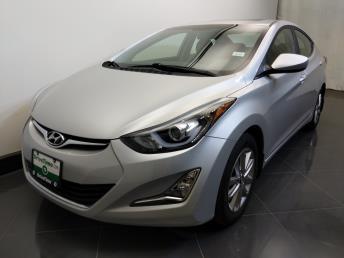 Used 2015 Hyundai Elantra