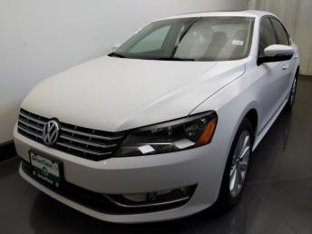 2013 Volkswagen Passat 2.5L SEL Premium - 1730036045