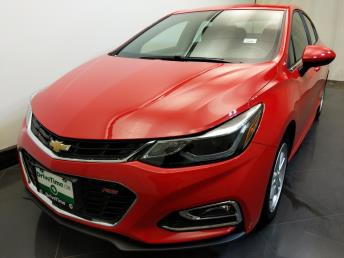 Used 2017 Chevrolet Cruze