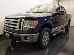 2009 Ford F-150 SuperCrew Cab XLT 6.5 ft